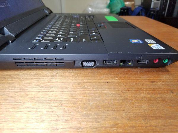 """Fixed Price: Lenovo SL510, 15.6"""" Laptop, Core 2 Duo 4gb 250gb, Win10, Webcam HDMI"""