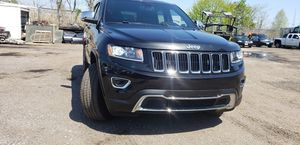 2015 Jeep Grand Cherokee LIMITED 75k miles for Sale in New Bedford, MA