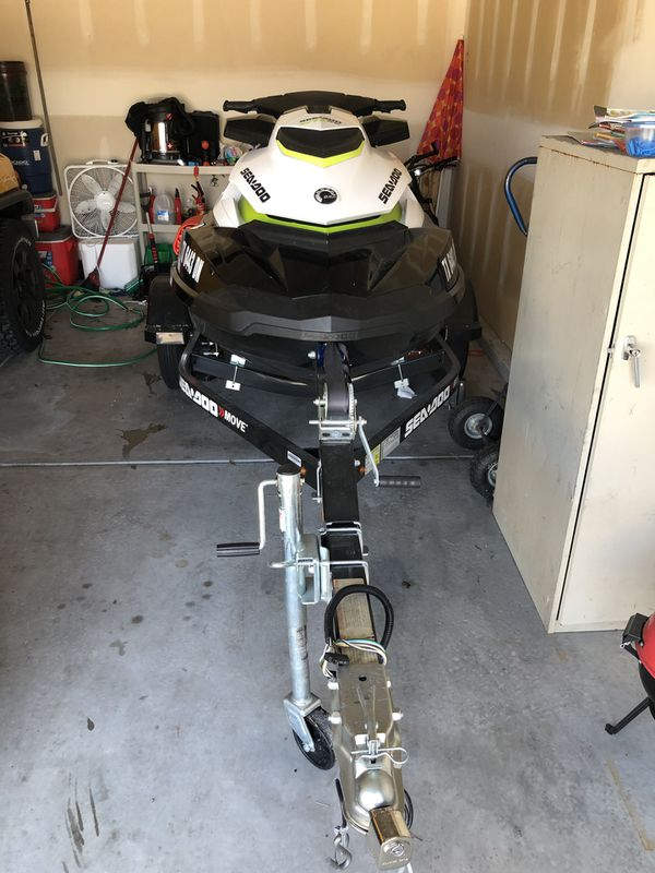 2016 SeaDoo GTI SE 130