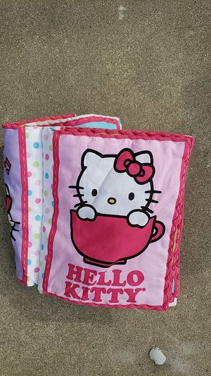 Hello Kitty Baby Cloth Book for Sale in Krum, TX