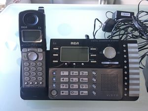 RCA Digital Answering System 2 lines for Sale in Miami, FL