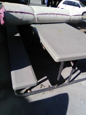 Picnic Table folds for Sale in Covina, CA