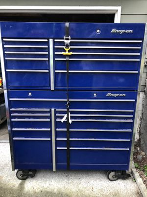 SnapOn Toolbox for Sale in Everett, WA