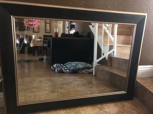 Wall mounted mirror for Sale in Claremont, CA
