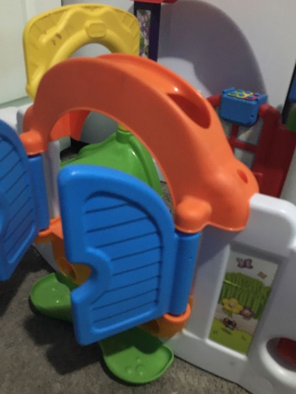 Little Tikes Activity Garden Playset Baby Toddler Learning Playland