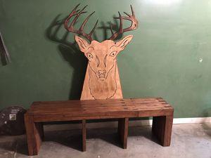 Deer Bench for Sale in Frankfort, KY