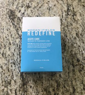 Rodan & Fields Skin Care. Acute Care. Skincare for Expression Lines. for Sale in Chino, CA