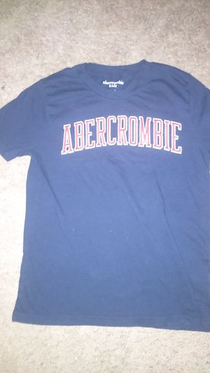 Boys abercrombie tee shirt size 11/12 m for Sale in Brandon, FL