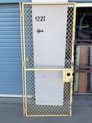 Security Gate/Door for Sale in Los Angeles, CA