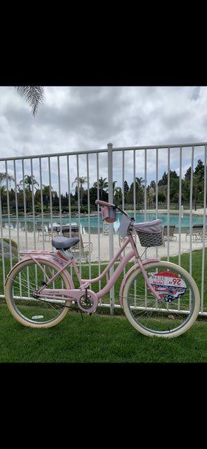"New pretty n pink beach 🏖 cruiser ladies 26"" girls women's bike bicycle for Sale in Chula Vista, CA"