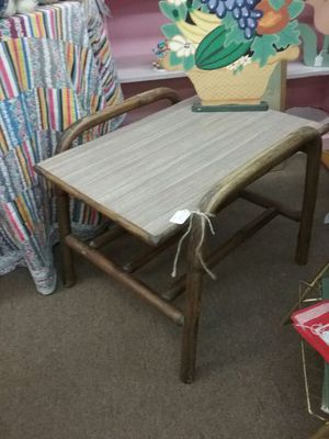 Bamboo Table for Sale in Mesa, AZ