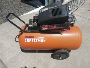 Sears Craftsman Air compressor for Sale in Springfield, OR