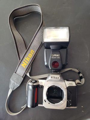 Nikon film camera &flash working for Sale in San Diego, CA