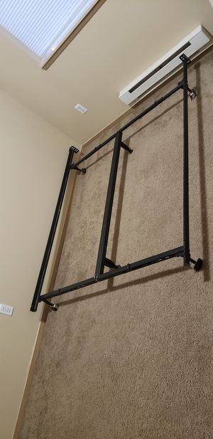 Metal Bed Frame for Sale in Milton, WA