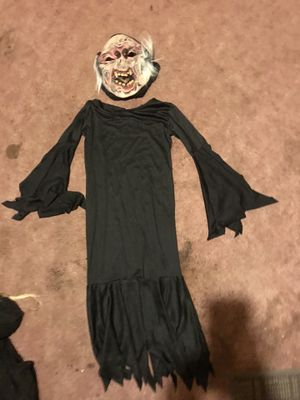 Kids costume with mask for Sale in Tacoma, WA