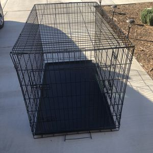 Large Dog Crate for Sale in Eastvale, CA