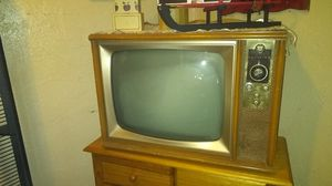 Vintage television for Sale in Lawton, OK