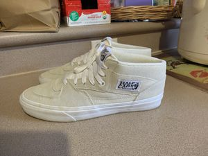 PreOwned Vans Half Cab Off White Men's 9.5 for Sale in Waipahu, HI