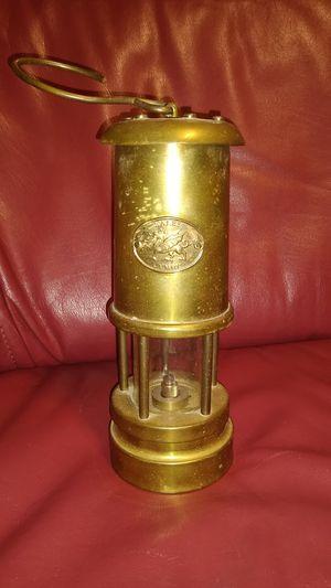 Vintage brass Cymru Sales Minera Pila Lamp for Sale in Seattle, WA