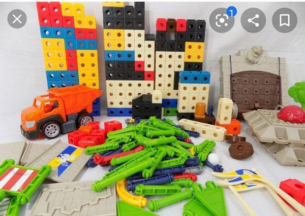 🔹️>>Busco<<🔹️ trio blocks!