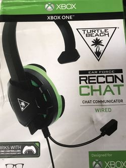 Xbox One Turtle Beach Headset for Sale in Tacoma,  WA