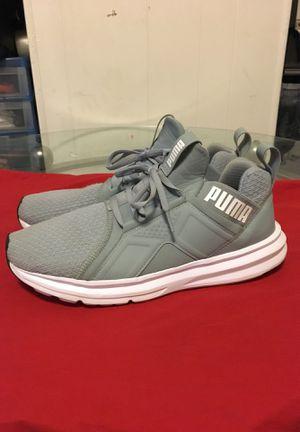 Men's Grey Pumas - Size 10 for Sale in Rockville, MD