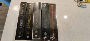 Game of Thrones Season 1-5 DVD for Sale in Portland, OR