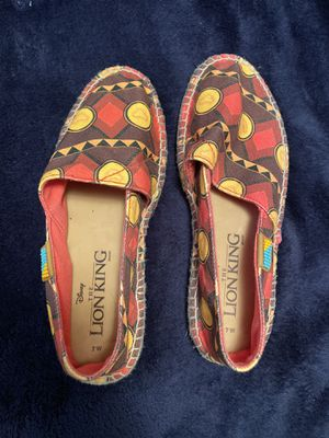 Women's Lion King Slip Ons for Sale in West Linn, OR