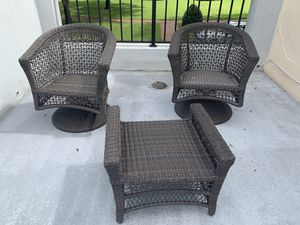 Patio furniture for Sale in Boca Raton, FL