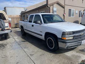 2001 Chevy silverado 1500 for Sale in Chula Vista, CA