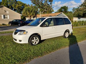 Minivan mvp full gas tank 2003 for Sale in Belle Isle, FL