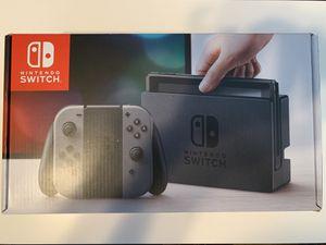Nintendo Switch Brand New for Sale in Nashville, TN
