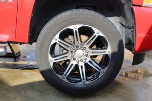 "Chevy rims20"" tires 30 % for Sale in Bakersfield, CA"