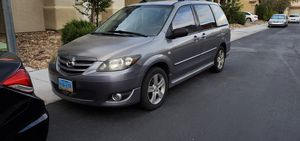 2004 MAZDA MPV - CLEAN TITLE IN HAND for Sale in Las Vegas, NV