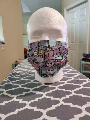 Nightmare before Christmas Face Mask for Sale in Clermont, FL