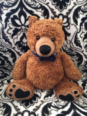 Grizzly Bear Stuffed Animal for Sale in Durham, NC