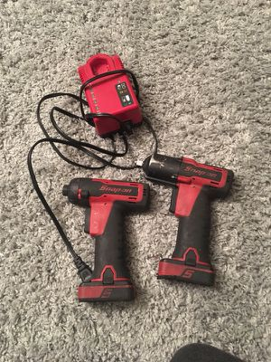 Snap-on impact and screw gun for Sale in Falls Church, VA