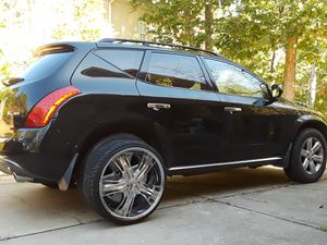 22 rims and tires for Sale in Charlotte, NC