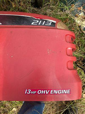 13 hp Honda vertical shaft motor for Sale in McLoud, OK