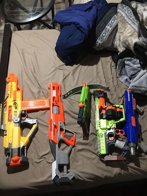 Nerf guns for Sale in Lancaster, OH