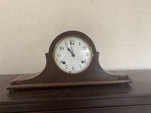 Antique mantle clock for Sale in Bellevue, WA