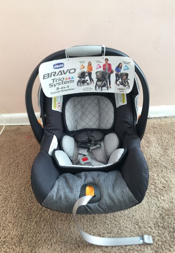 Chicco Bravo car seat only
