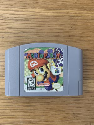 Mario Party Nintendo 64 game for Sale in Tampa, FL