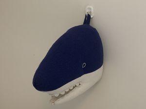 Pillow fort kids decor shark head for Sale in Falls Church, VA