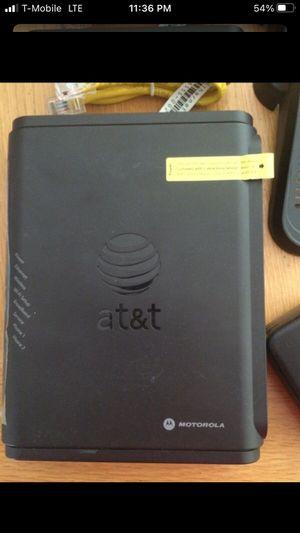 Motorola wifi router for Sale in Glendale, AZ