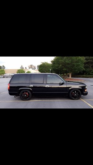 99 Chevy Tahoe for Sale in Duluth, GA