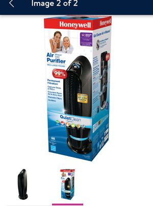 Honeywell Quiet Clean Air Purifier for Sale in Flowery Branch, GA