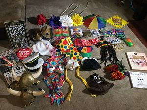 Photo Booth Equipment and Props $400 OBO for Sale in Stockton, CA