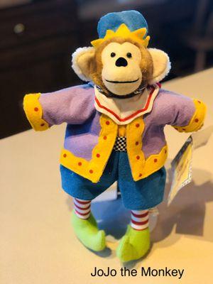 Mary Engelbreit JoJo the Monkey collectible plush toy for Sale in Phoenix, AZ