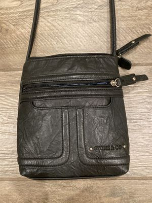 Leather cross body purse for Sale in Fresno, CA